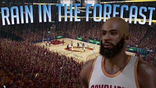NBA 2K15 My Career | Playoffs Rd 2 Gm 5 | Rain In The Forecast