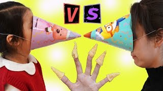 꼬깔콘 게임이라고 들어봤어요?!! 서은이의 꼬깔콘 대결 조니조니예스파파 라바랜드 모음 Snack Contest, Johny Johny Yes PaPa, and Larva Land