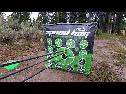 More archery practice and followup review of Bear Cruzer G-2