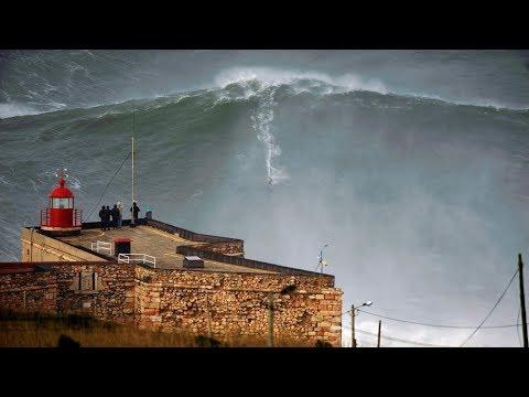 5 Największych Fal Morskich w Historii   MUSISZ TO ZOBACZYĆ