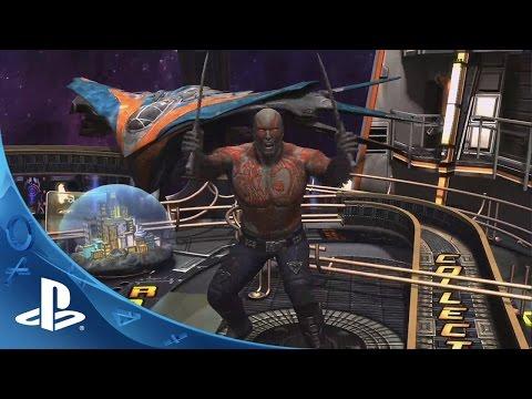 Zen Pinball 2: Guardians of the Galaxy -- Announce Trailer |
