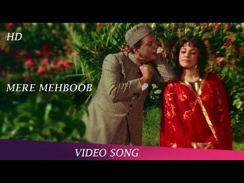 Mere Mehboob Mujhko Itna Bata | Video Song | Haseena Maan Jayegi | Shashi Kapoor | Babita | Old Song