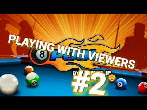 8 BALL POOL HACKED VERSION LINK GIVEAWAY FOR 100 SUBS