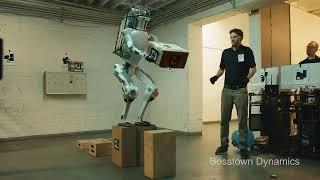 AKILLI VE DAYANIKLI YENİ NESİL ROBOT
