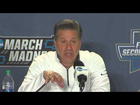 News Conference: Kentucky Postgame