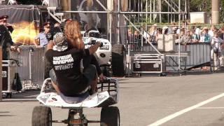 Шоу в  Самаре / Adrenaline FMX Rush 2011 Samara