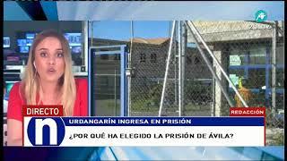 Así es la vida de Urdangarin en la cárcel