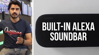 Yamaha YAS-109 Soundbar Built-in Alexa Review Urdu / Hindi