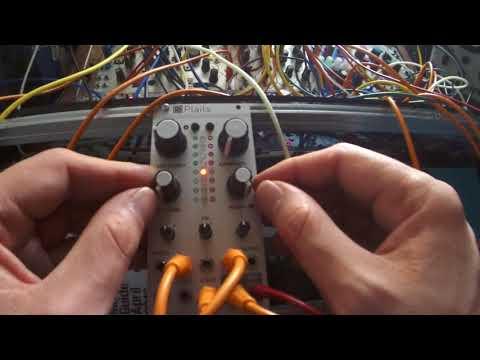 Mutable Instruments Plaits 8/30 : modal resonator