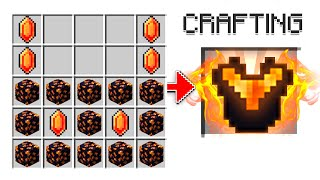 How To Craft POWER ARMOR In Minecraft! *OP*
