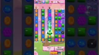 Candy Crush Saga Level 487 (3 Star, No Boosters)