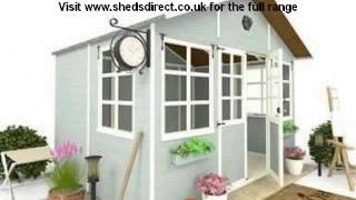 Buy Garden Buildings Direct Manchester | Http://www.shedsdirect.co.uk