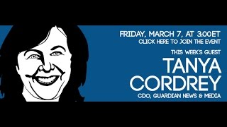 CXOTalk featuring Tanya Cordrey, Chief Digital Officer, The Guardian
