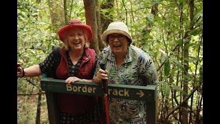 Principal wellbeing retreat in Lamington National Park with Brisbane Catholic Education