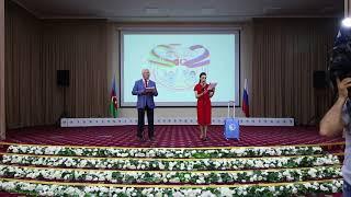 Награждение победителей Олимпиады по русскому языку РИКЦ в БСУ 2
