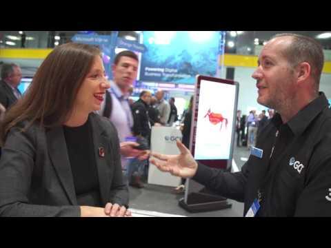 Clare Barclay, GM Microsoft UK and Scott Riley of GCI explore Digital Transformation
