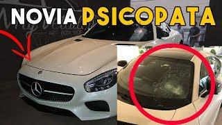 DESTROZAN EL MERCEDES AMG GTS POR INFIDELIDAD    ALFREDO VALENZUELA