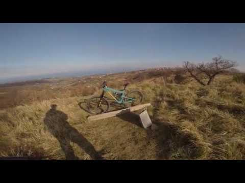 MTB Slovenia - Anomalija trail in 4k | January 2018
