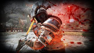 [For Honor] Testing Grounds... CAN I REACT - Gladiator Duels