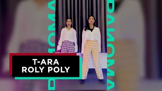 T-ARA(티아라) _ Roly-Poly in Copacabana dance cover #Shorts | L…