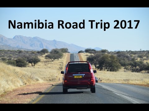 Namibia road trip 2017