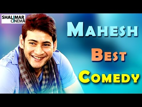 Prince Mahesh Babu Best Comedy Scenes From...
