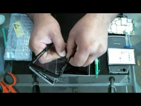 DIY Screen Repair Motorola X881 Kansas Techs