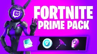 "How To Unlock ""TWITCH PRIME PACK 3"" For FREE in FORTNITE! (TWITCH PRIME PACK FREE)"