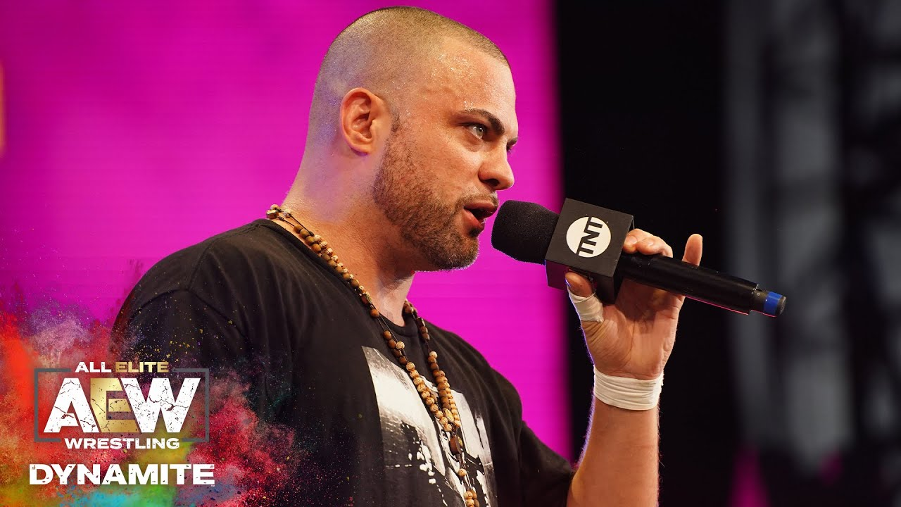 Eddie Kingston Reveals Promo Where He Realized WWE Would Not Sign Him