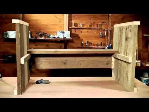 Come costruire una cassapanca doovi for Costruire una cassapanca in legno
