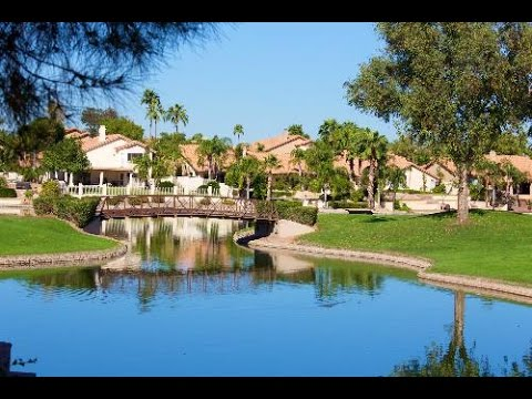 Ocotillo Lakes Homes Chandler, Arizona -what desert waterfront really means!