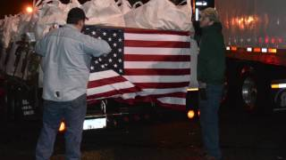 Michigan veteran reflection: wildfire relief convoy effort