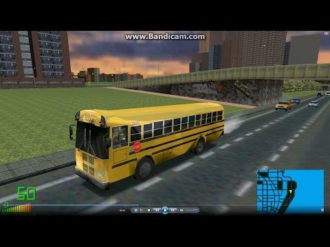 mm2  遊車河 (1002) School bus Thomas MVP 1997 Ecoliers 校車 @ New York City