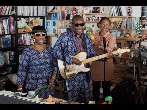 Amadou and Mariam: NPR Music Tiny Desk Concert