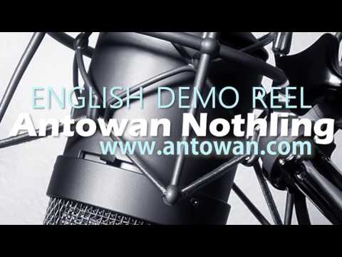 Antowan Nothling South African English voice over demo reel