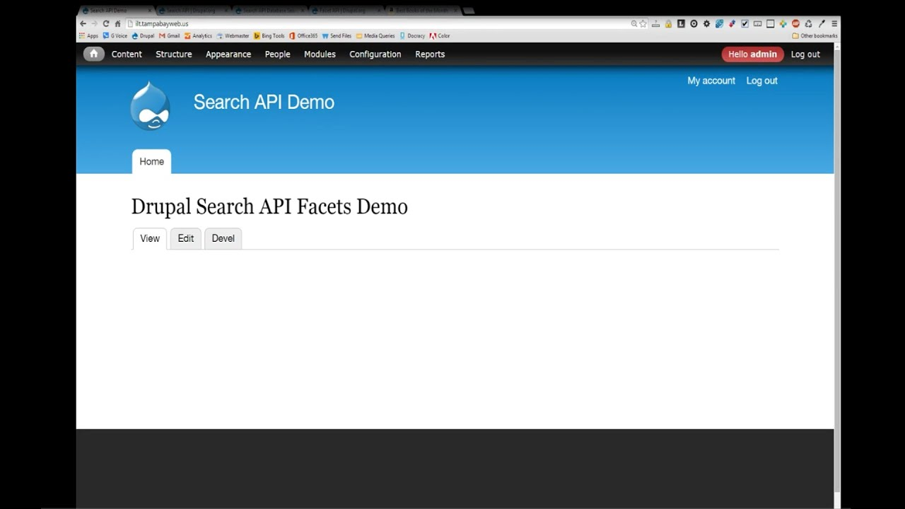 Creating a Faceted Search View in Drupal | 3C Web Services