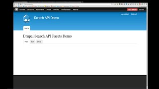 Creating a Faceted Search View in Drupal using the Search API Modules