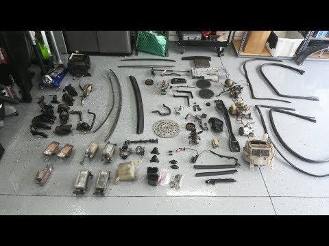 Extreme Daily Driver's Prelude Parts Sale!! Everything Must Go!!!