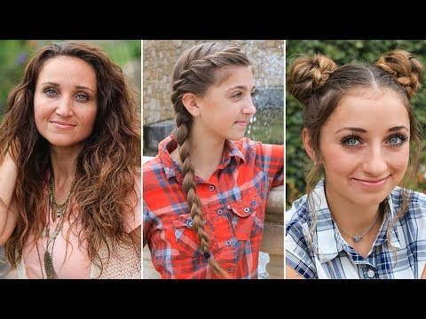 3-easy-back-to-school-hairstyles-|-diy-hairstyles-compilation-2019