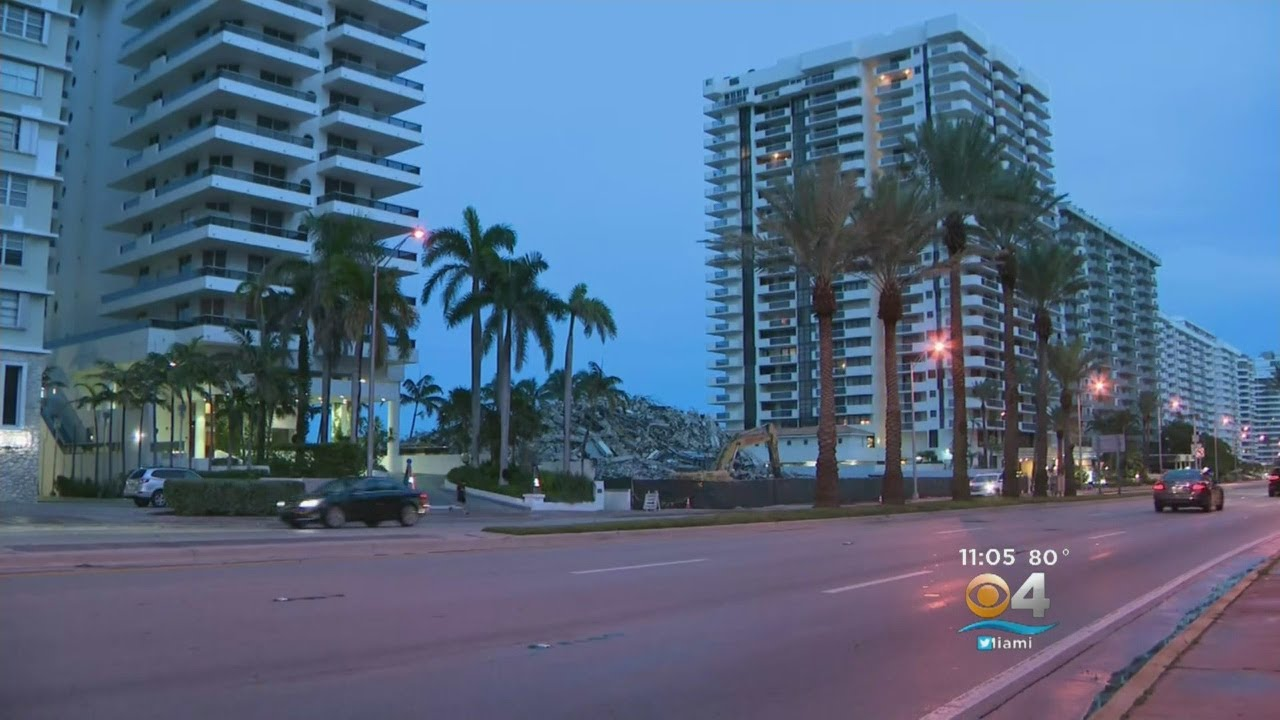 9d8b87dd2fa Failed Demolition Attempt In Miami Beach Leads To Important Safety Questions
