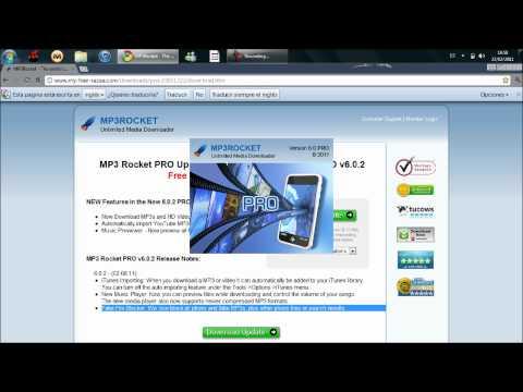 Como Descargar MP3 Rocket Pro 2011 Completo (juegosfullpc)