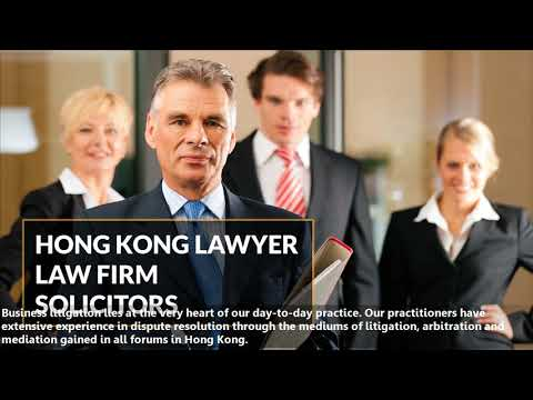LAW FIRM IN HONG KONG