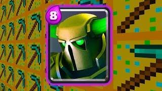 SUPER Lucky Blocks | PEKKA DORADO (Clash Royale) special luck challenge - #218