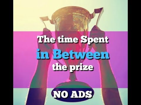 Abraham Hicks♥ The time spent in between the big prize.