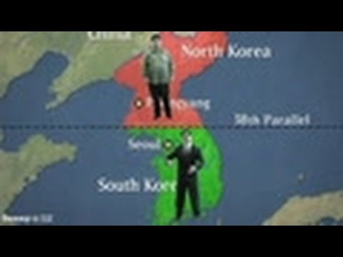 Dueling Koreas: a North/South Rap Battle! - YouTube