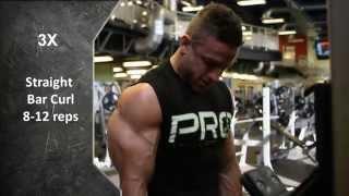 Warrior Fuel arm workout with Jan Meyer