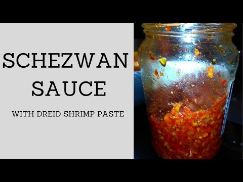 Sechzewan Sauce Recipe-  Homemade Schezwan Sauce - Give A Boost To Your Dish With Sechzewan Sauce!