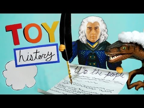 TOY HISTORY July 4, 1776 | DAILY REHASH | Ora Tv