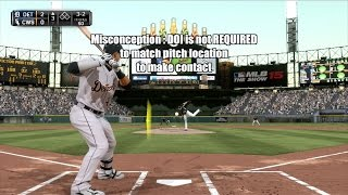 MLB 15 The Show Hitting Tips/Guide - Directional Hitting