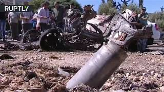 7 killed in mortar shelling in Hama, Syria